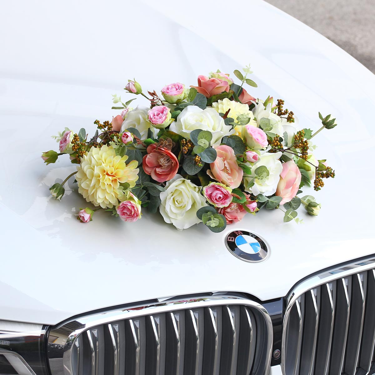 WCD1703 Cheerful Matrimony Artificial Flowers