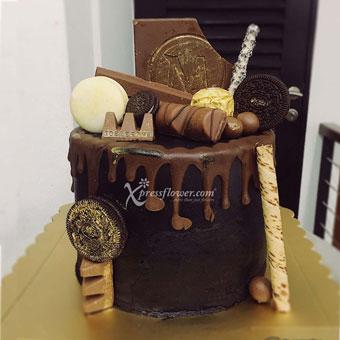 Chocolate Fantasy (Twenty Grammes Whole Cake)