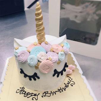 Unicorn Cake (Twenty Grammes Whole Cake)