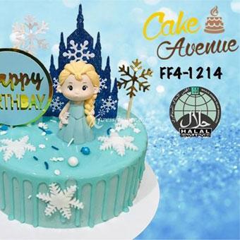 Happy Birthday (Snow Princess)