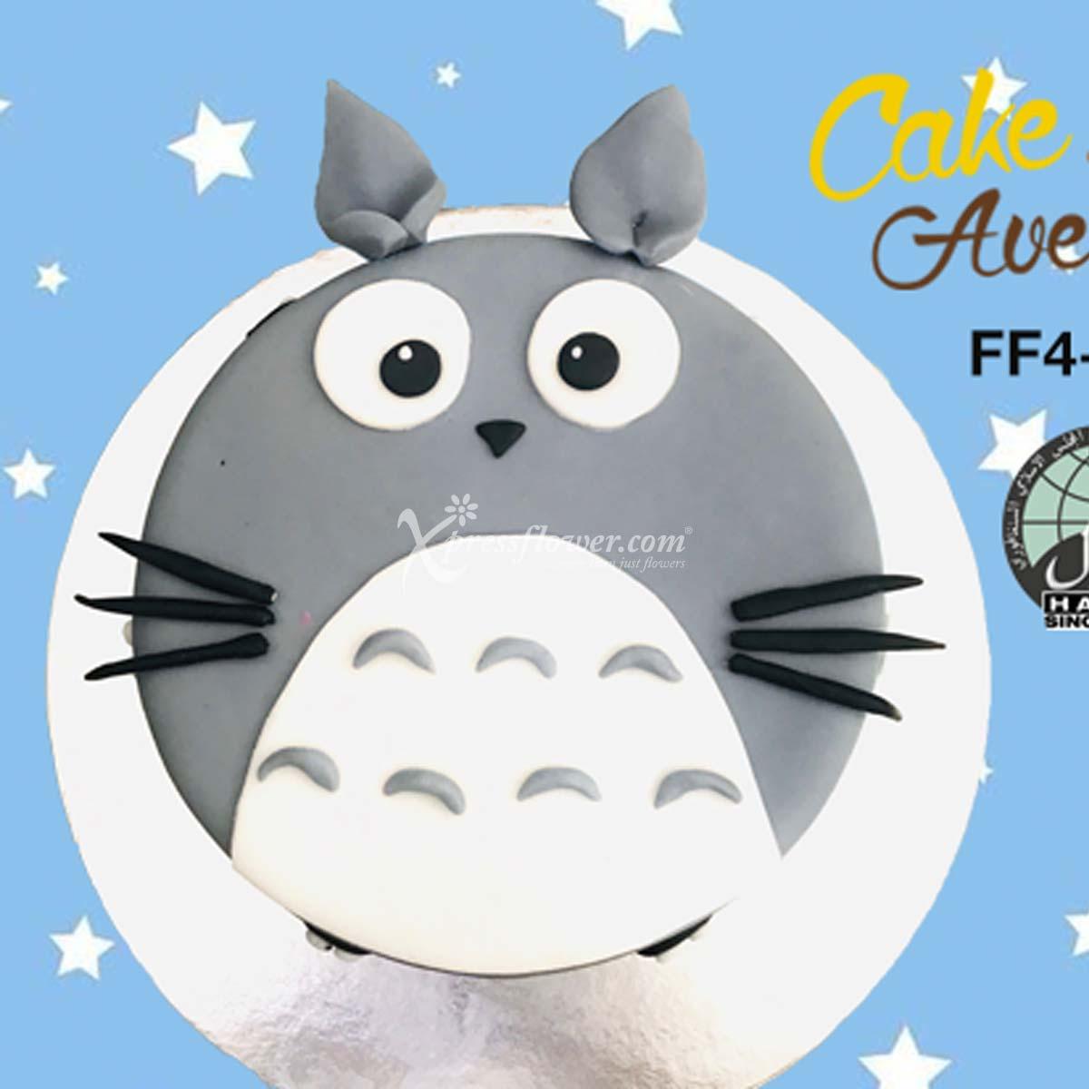 CAC2109 Totoro B