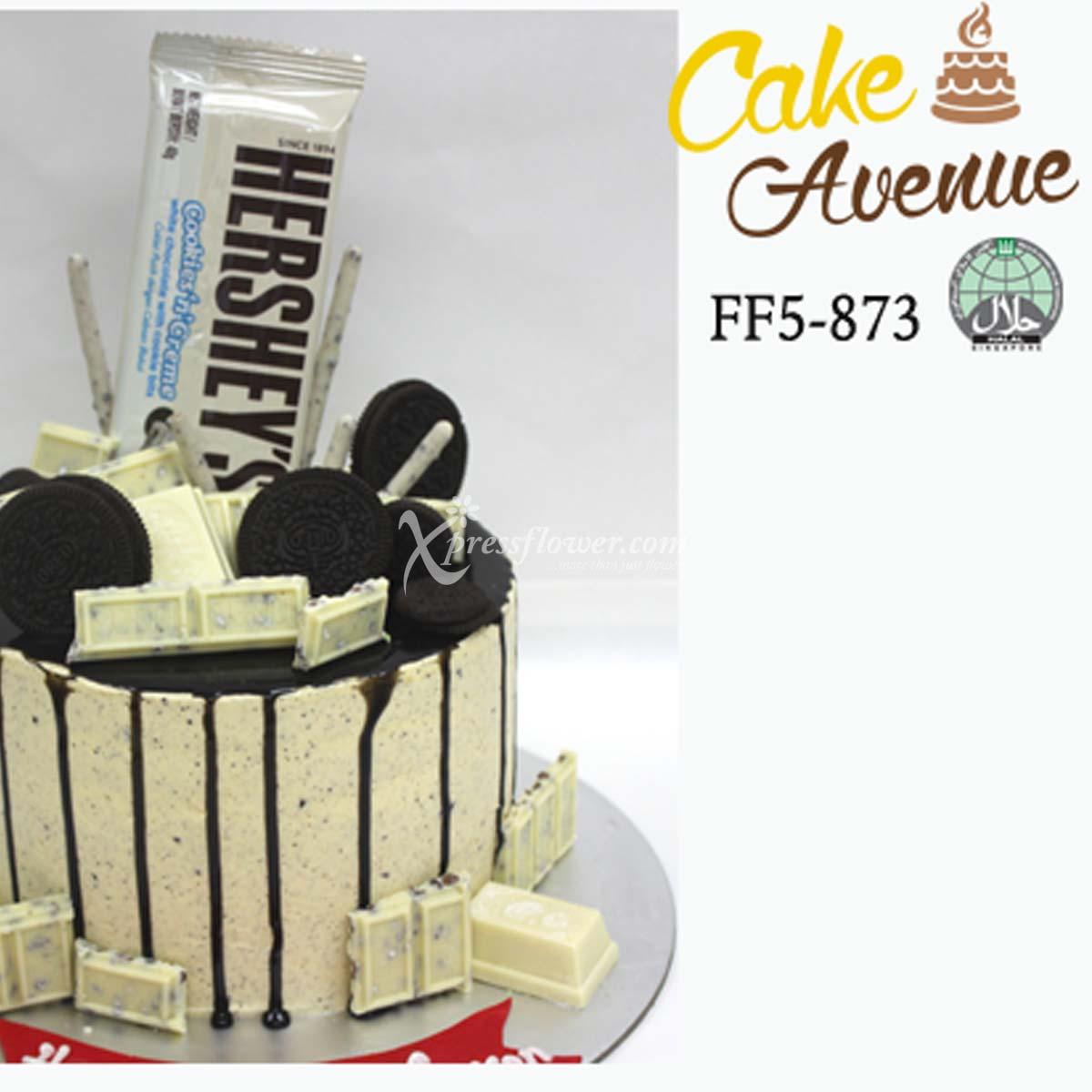 Hershey Craze (Cake Avenue)