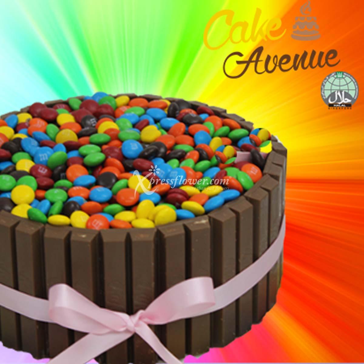 Chocolate Overdose (Cake Avenue)