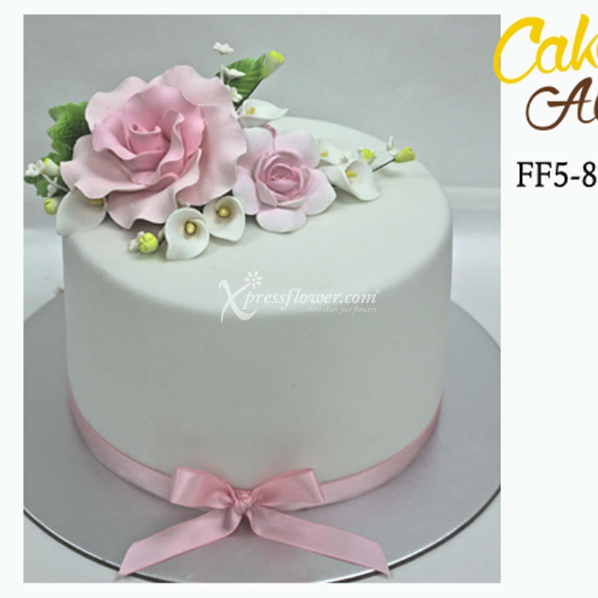 CAC2119 Pink Roses B