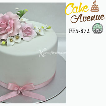 Pink Roses (Cake Avenue)