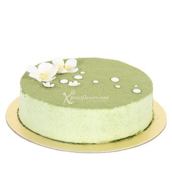 Matcha Green Tea Cake (Cake Inspiration)