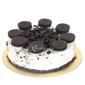 Oreo Cheesecake (Cake Inspiration)