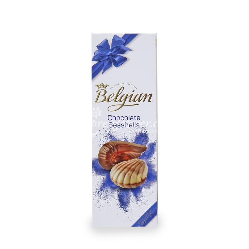Belgian chocolate – Seashell