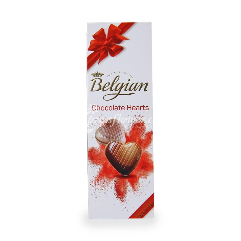Belgian chocolate – Hearts
