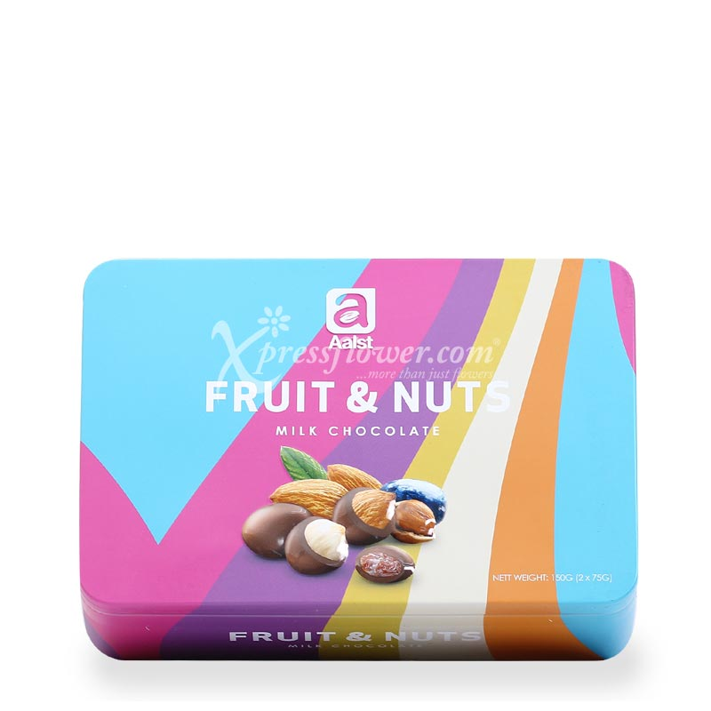 Fruit & Nut Milk Chocolate