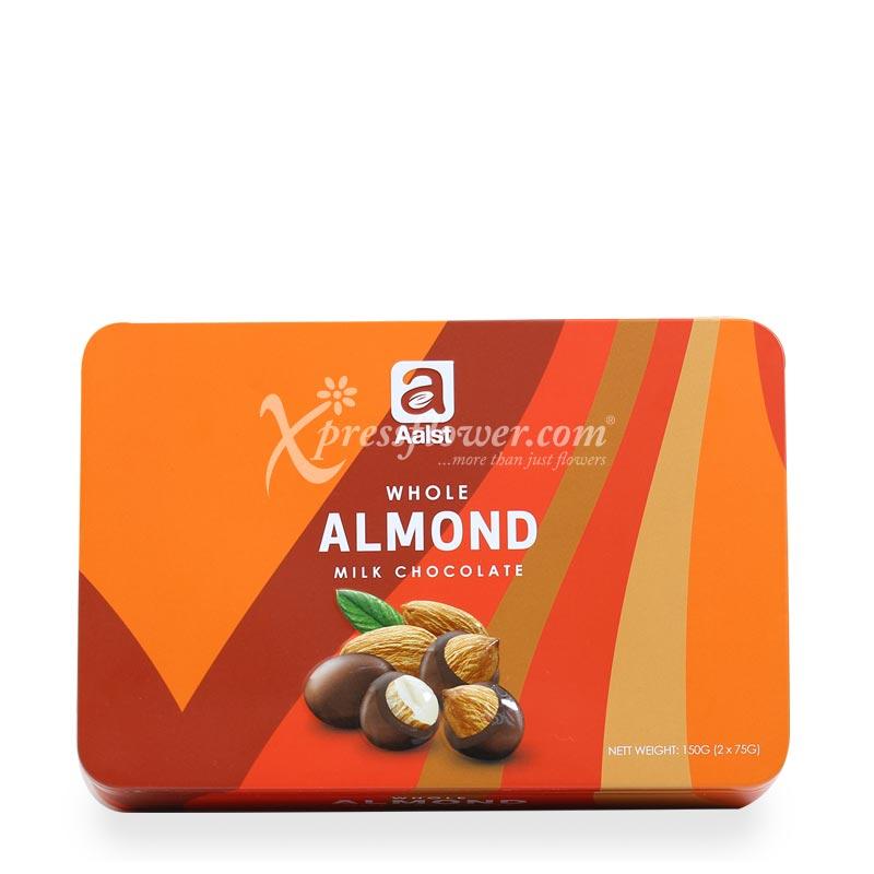 Almond Milk Chocolate