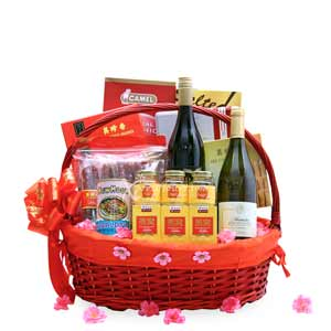 Bounty Harvest Hamper