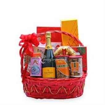 Fortune Cookie Hamper