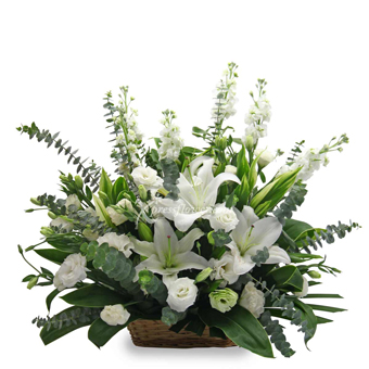 Kindly Support (Funeral Flower)