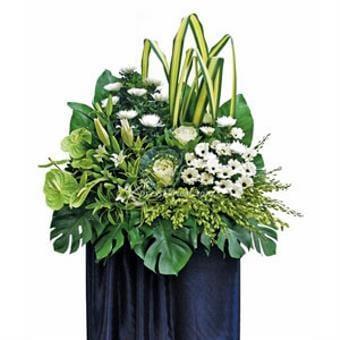 Glorious Goodbye (Wreath)