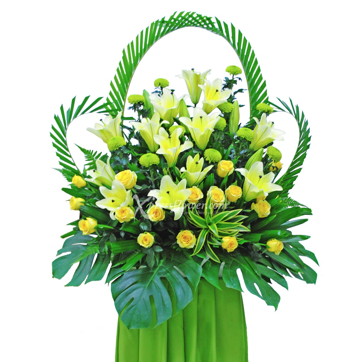 To Live Again (Wreath)