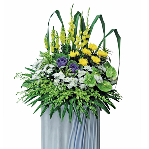 Gentle Longing (Wreath)