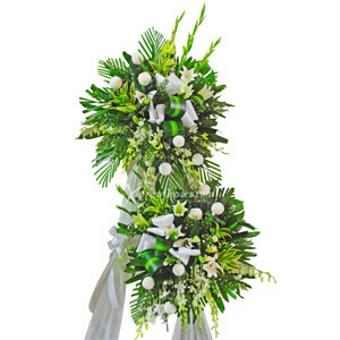 Engaging Parting (Wreath)