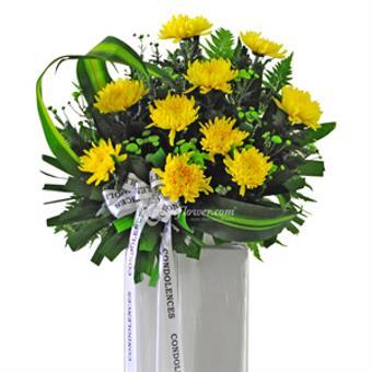 Heartfelt Farewell (Wreath)