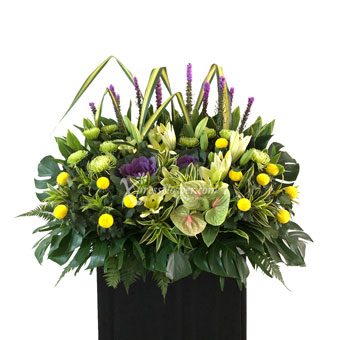Sincere Support (Wreath)