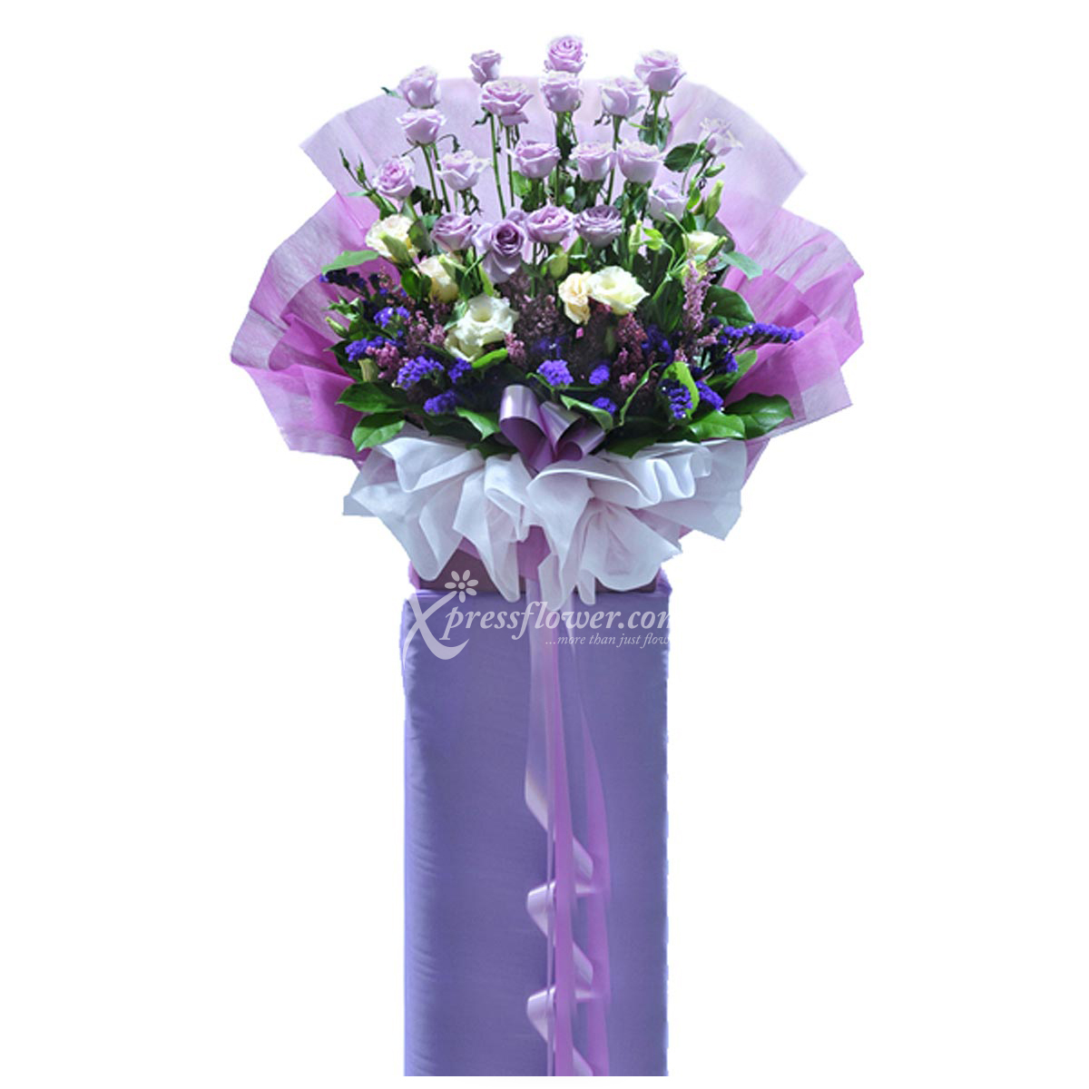 CS014 Spirit of Eminence congratulatory flower opening stand