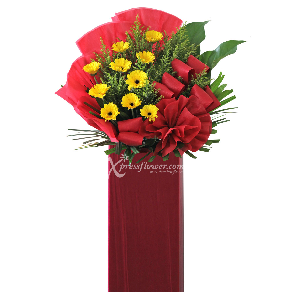 CS1709 Success Story congratulatory flower opening stand