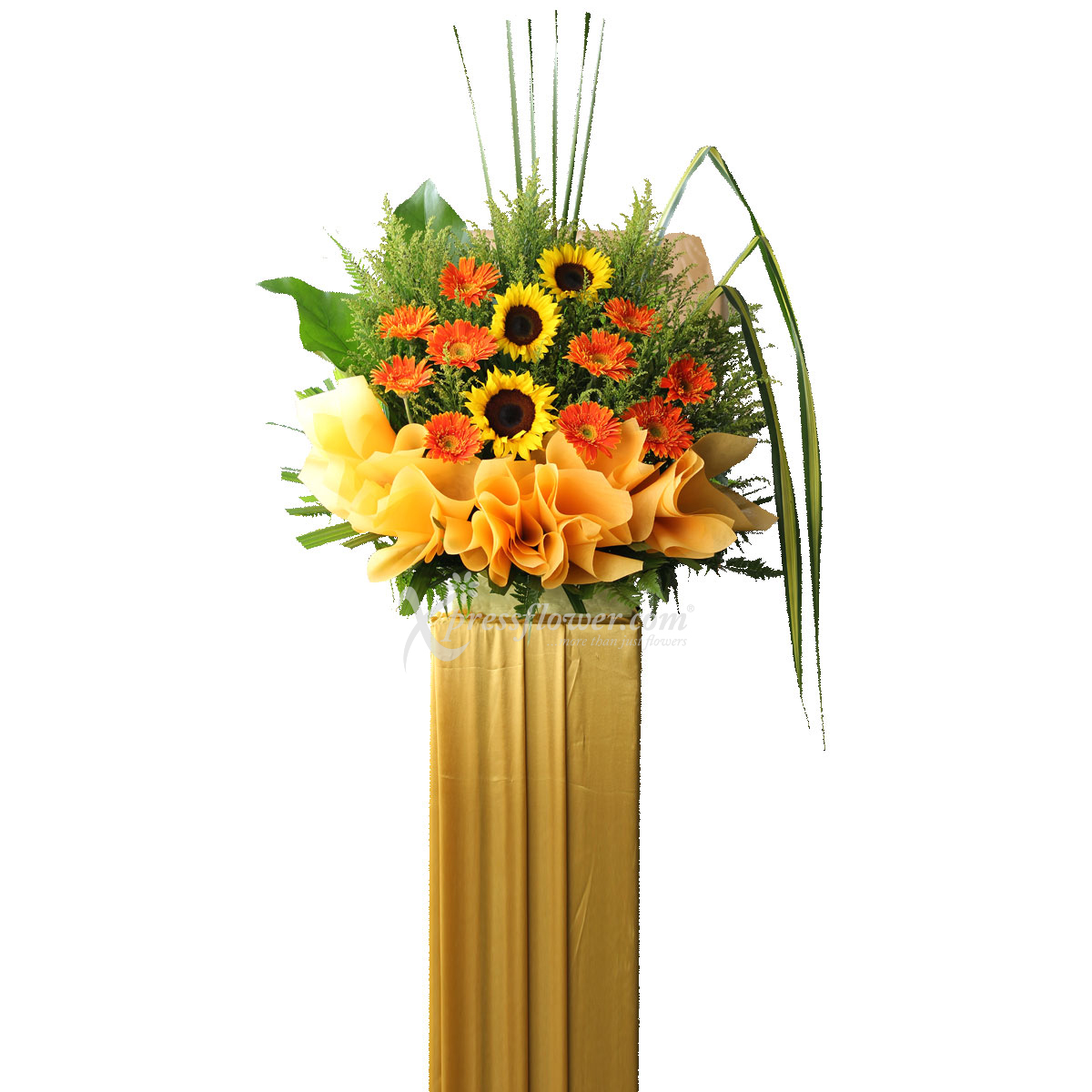 CS1710 Star Performer congratulatory flower opening stand