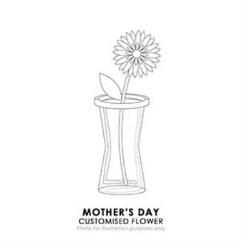 Customised Mother's Day Flowers