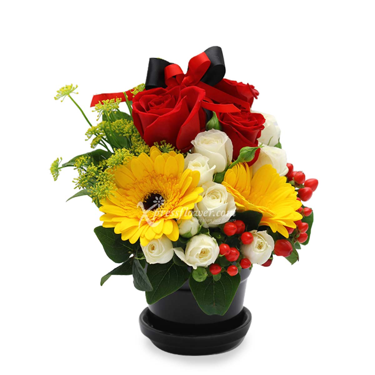 DSAR1831 Better with you flower arrangement