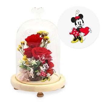 Everlasting Fairytale (Disney Preserved Roses)