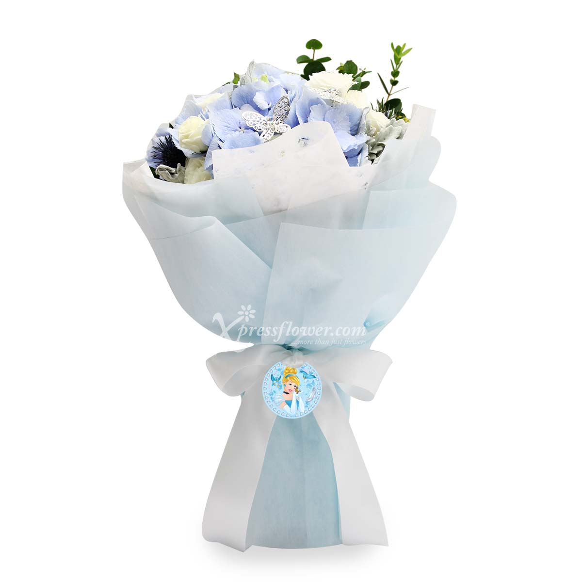 DSBQ1801 The perfect fit bouquet