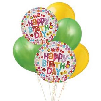 Vibrant Birthday