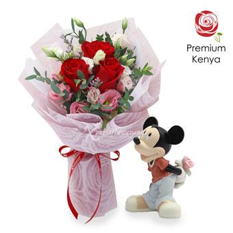 Mickey's Love
