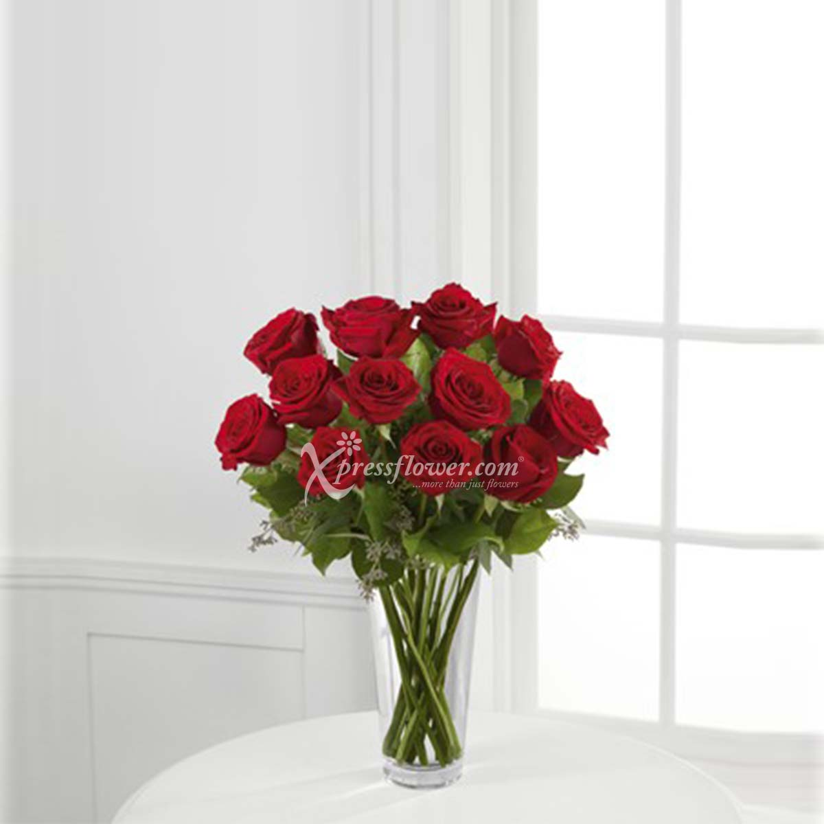 IDUS1801 LONG-STEMMED ROSES (US)