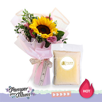 Online Mothers day flowers and gifts delivery Singapore