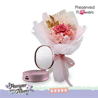 Online flower and osim gift sets delivery Singapore