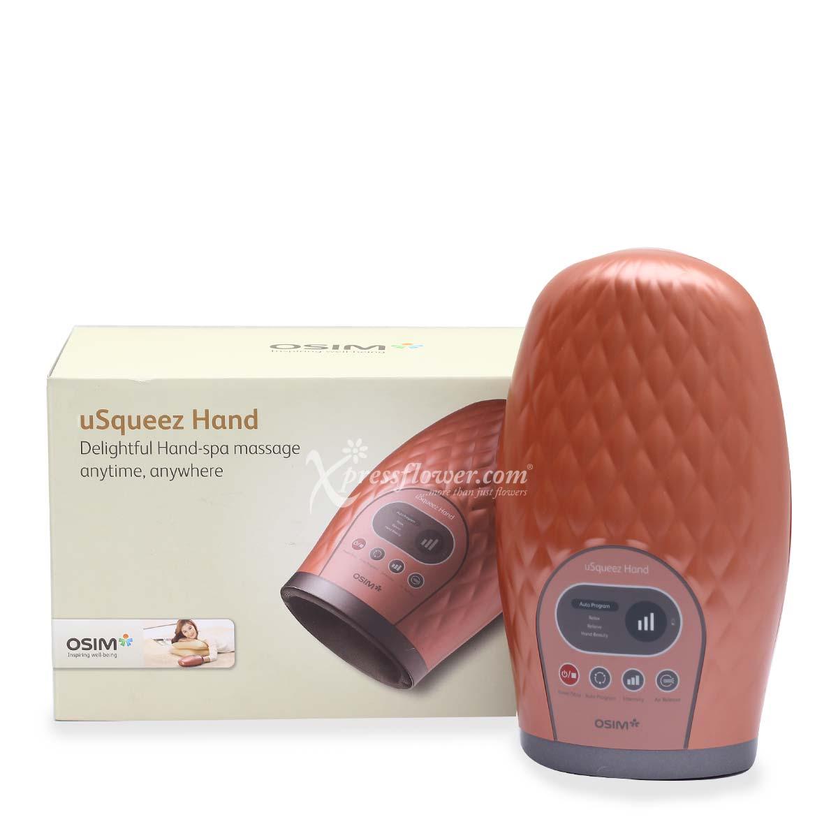 uSqueez Hand Hand Massager