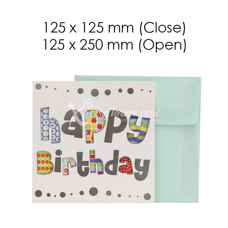 Happy Birthday B