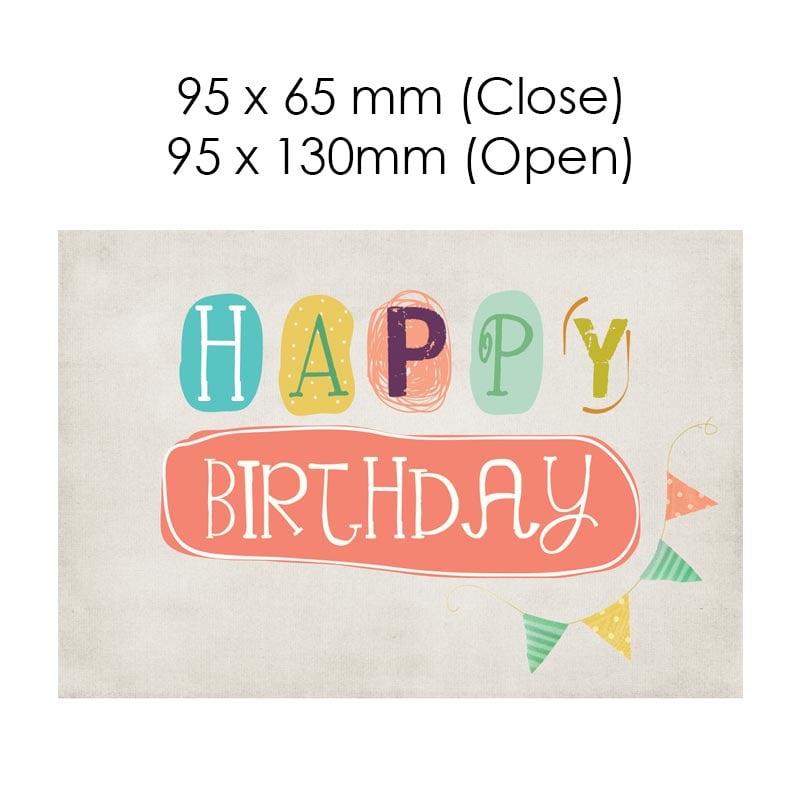Happy Birthday Banner