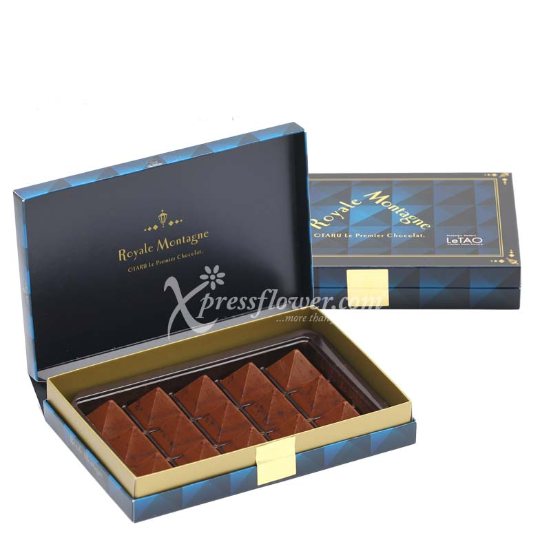 Royale Montagne Chocolate