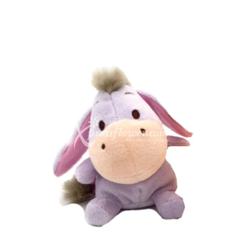 Baby Eeyore beanbag