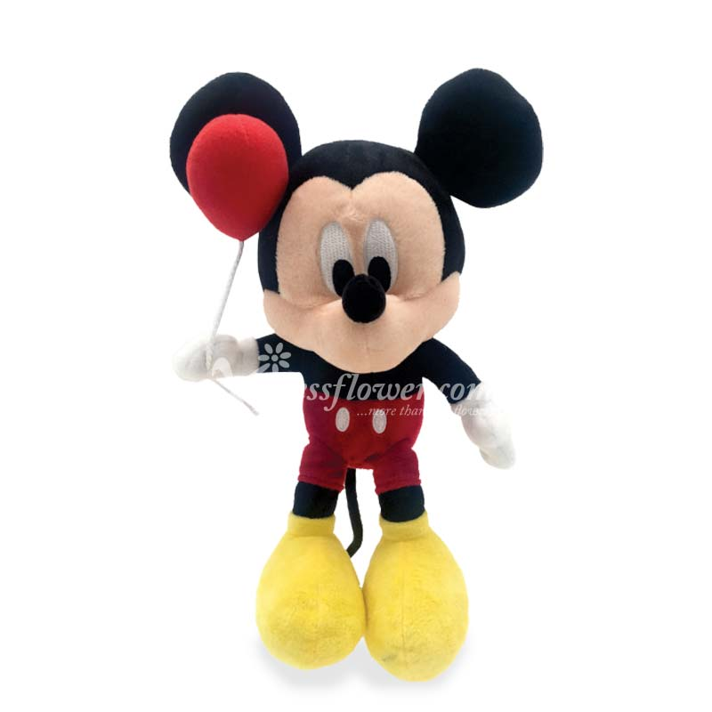 Mickey with Balloon