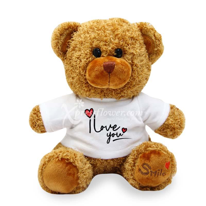 I Love You Brown Bear
