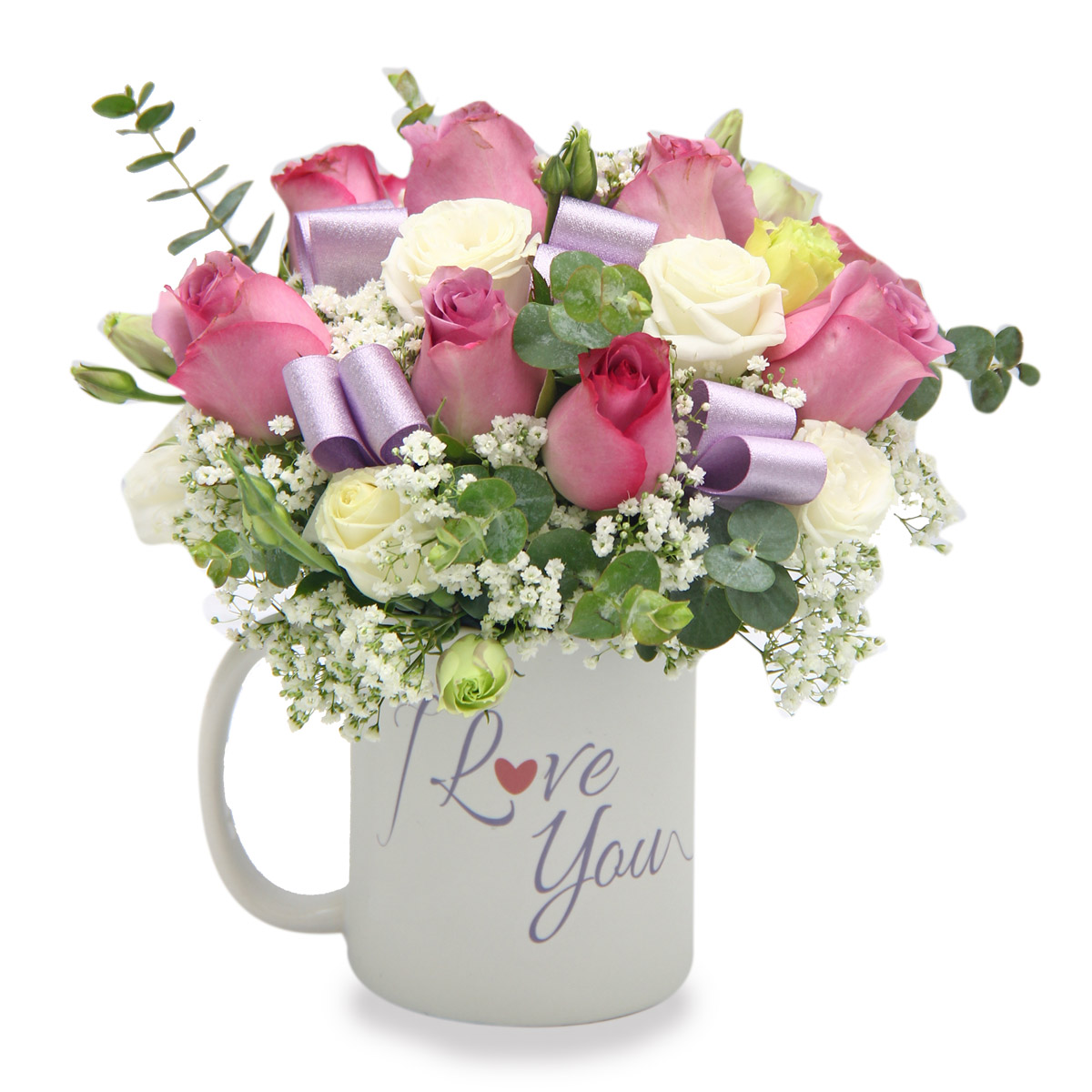 KS1519 Cup of Blooms