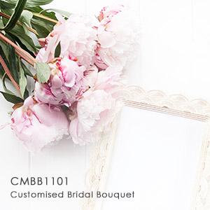 Customised Bridal Bouquet