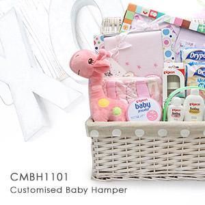 Customised Baby Hamper