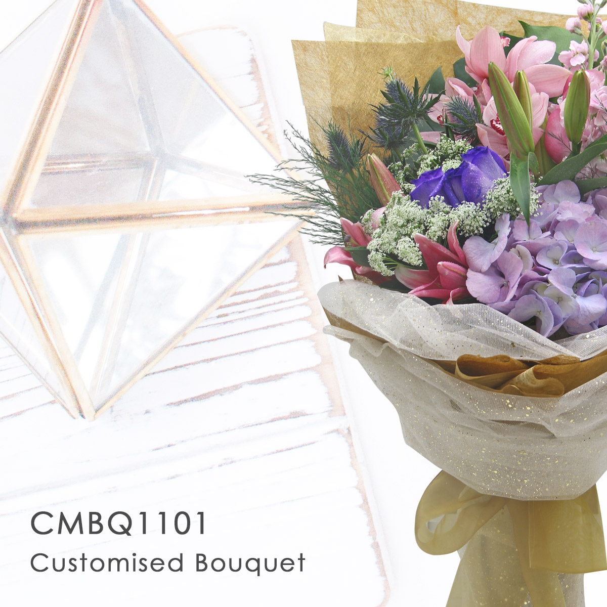 Customised Hand Bouquet