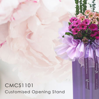Customised Opening Stand