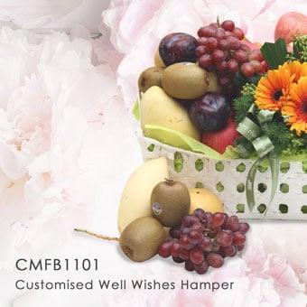Customised Wellness Hamper