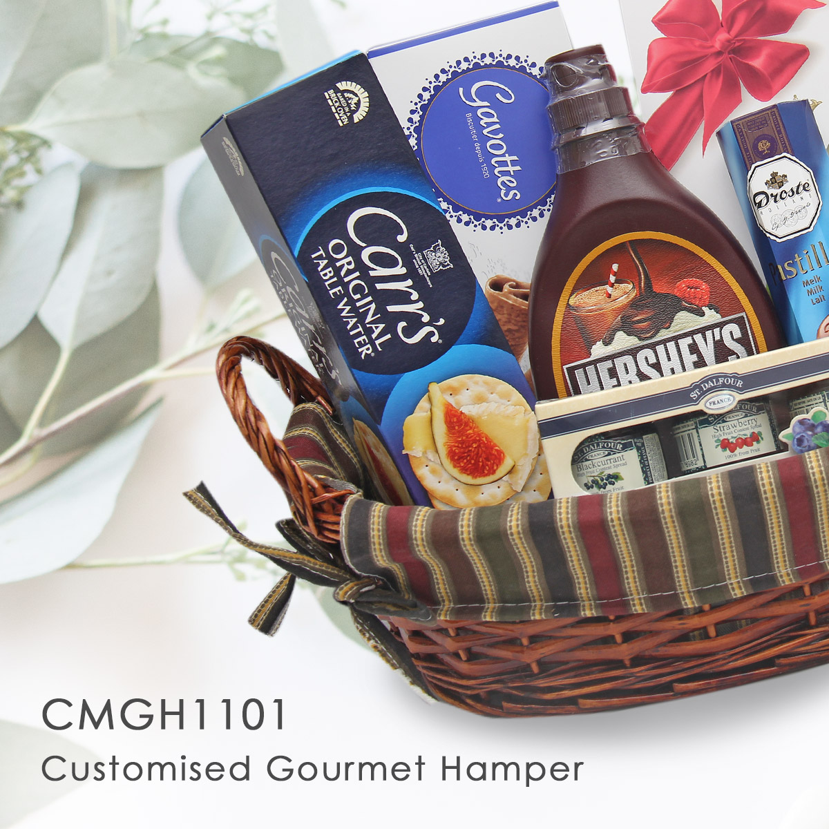 Customised Gourmet Hamper